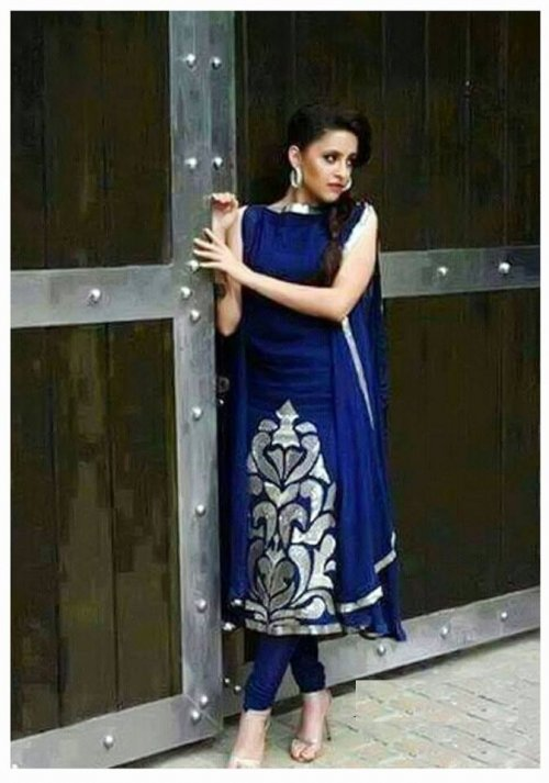 unstitched block printed cotton replica salwar kameez seblock-604