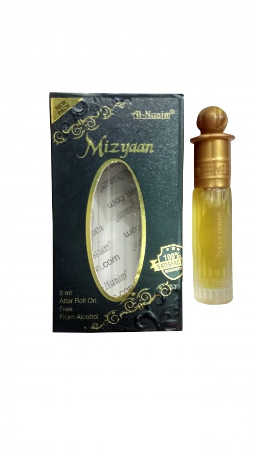 Al-Nuaim Mizyaan 8 ml attar