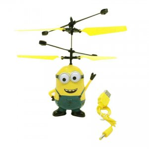Flying Minion Toy
