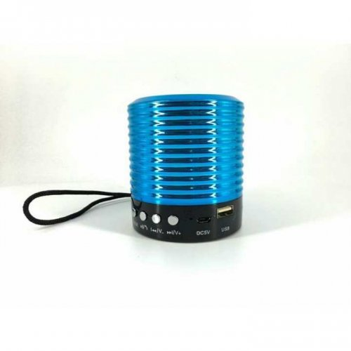 Mini Cl-899 Bluetooth Speaker with Pendrive and Memory Card Slot