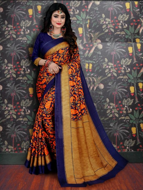 Soft Silk saree se-712