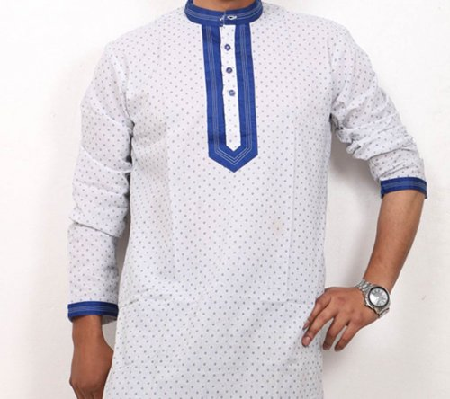 Cotton Casual Long Panjabi mfz-205