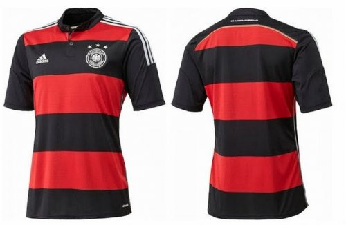 Germany World Cup 2014 Away Jersey