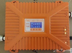 3G / 4G Mobile Network Repeater - Orange