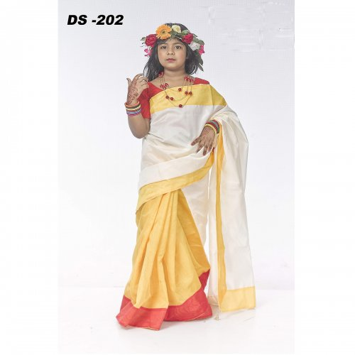 Indian IS Katan saree DS-202B