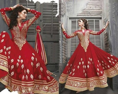 ZOYA FOREVER GOWNSTYLE ANARKALI SUIT