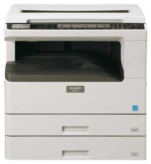 Sharp AR-5623 Multifunctional Photocopier With A3 Color Scanner + Laser Printer