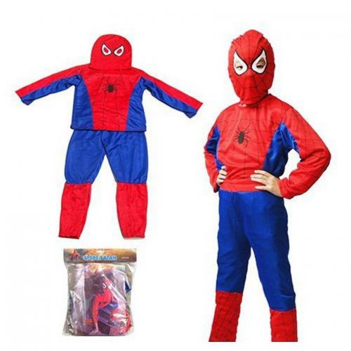Spider-Man Kid's Costume