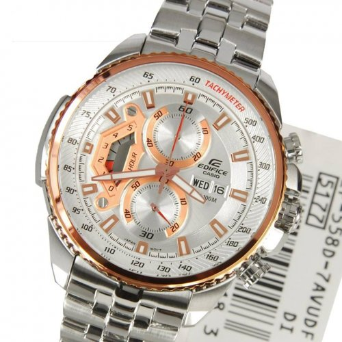 Casio Edifice Mens Watch EF-558D-7A