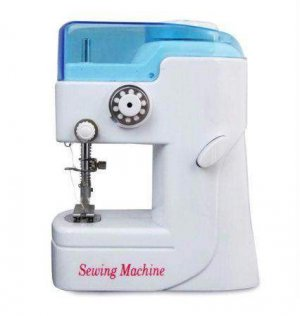 2 IN 1 PORTABLE ELECTRONIC SEWING MACHINE