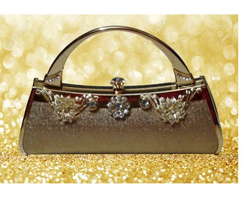 Ladies imported party hand bag pars