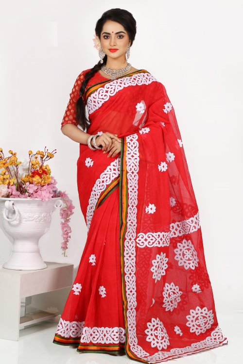 Suti Ablik Saree for Woman