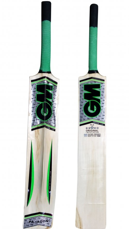 GM Paragon wooden cricket bat