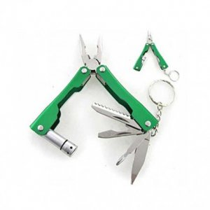 9 in 1 Multi Function Folding Plier Tool