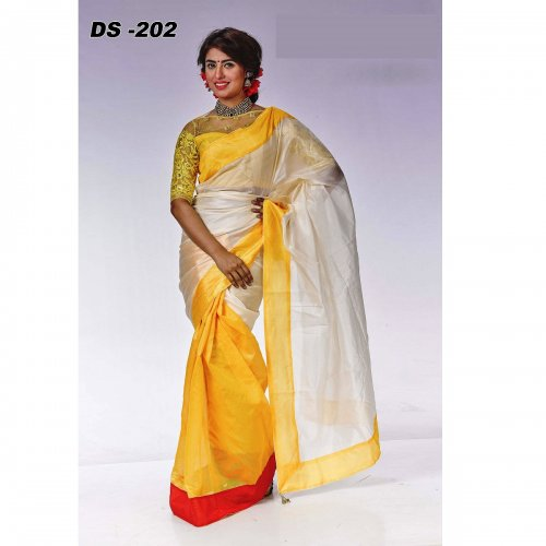 Indian IS Katan saree