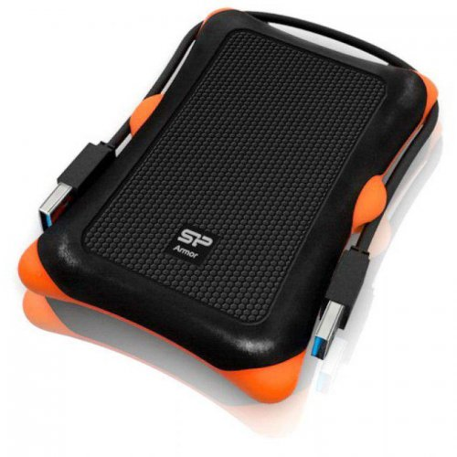 Silicon Power 1TB Armor A30 External Portable Hard Drive