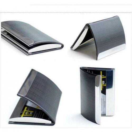 Aluminium Business or Credit Card Holder-1pc