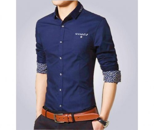 Full sleeve jents casual shirt 39