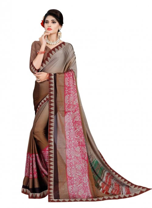 Indian Soft Silk Saree se-216