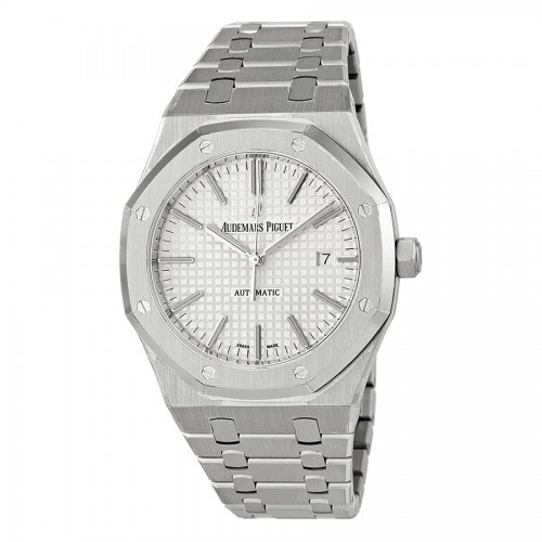 Audemars Piguet Royal Oak Selfwinding Silver White Watch