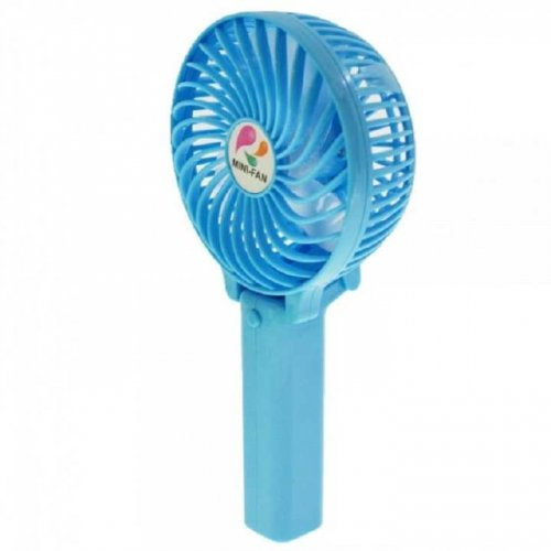 """Multi-Function Portable & Rechargeable Handy Mini USB Fan"