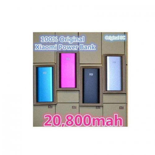 Mi 20800 mAh Power Bank,