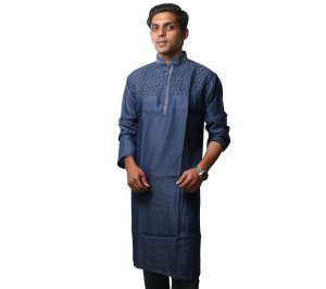 Cotton Casual Long Panjabi mfz-207