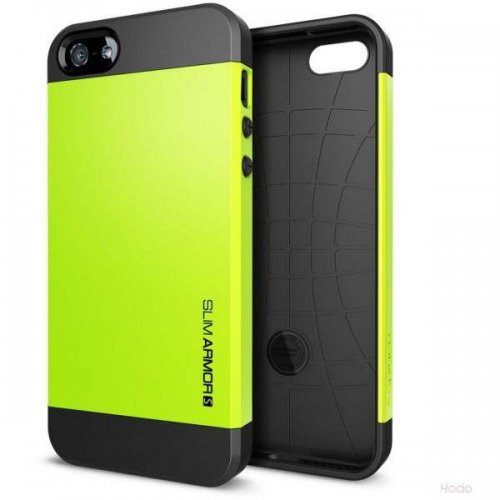03. Spigen Slim Armor Case iphone 5