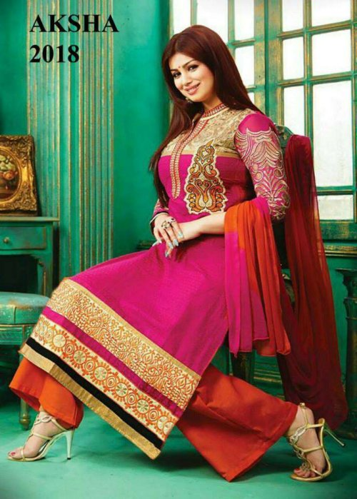 Fine cotton with embroidery work Salwar Kameez