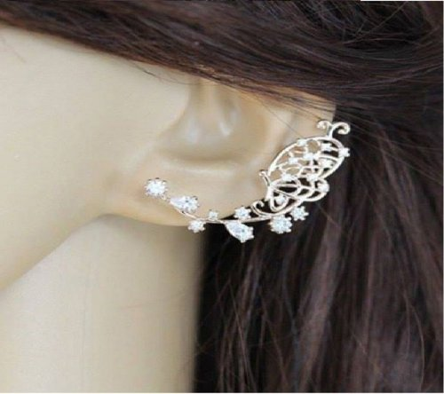 crystal ear ring 6