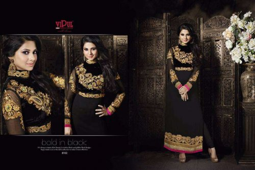 Gorgeous Embroidery salwar kameez