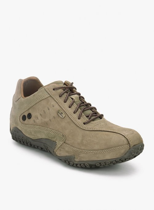 ORIGINAL WOODLAND KHAKI SHOES