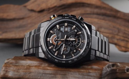 Casio Edifice Watch 523BK-1AV EF