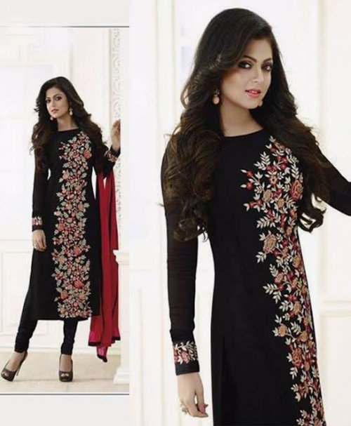 Unstitched Cotton Block Printed Salowar Kameez seblock-312