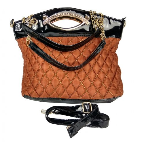 Imported stylish PU leather ladies party bag