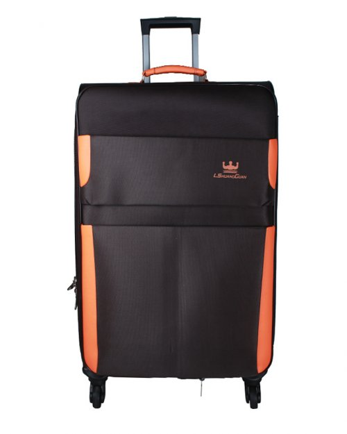 FASHIONABLE OXFORD MATERIAL TROLLEY LUGGAGE