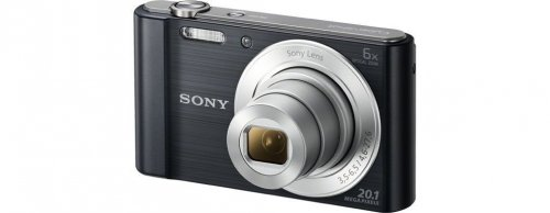 Sony Cyber-shot DSC-W810 Digital Camera - International Version