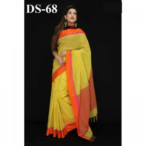 Boishakhi tat cotton Saree Bois-68