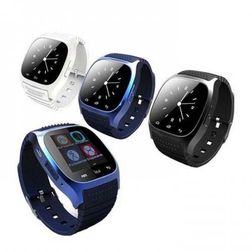 M26 - Bluetooth Smart Watch - Black