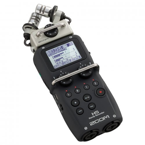 Zoom H5 Handy Portable Digital Recorder