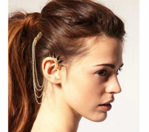 xlcusive ear ring