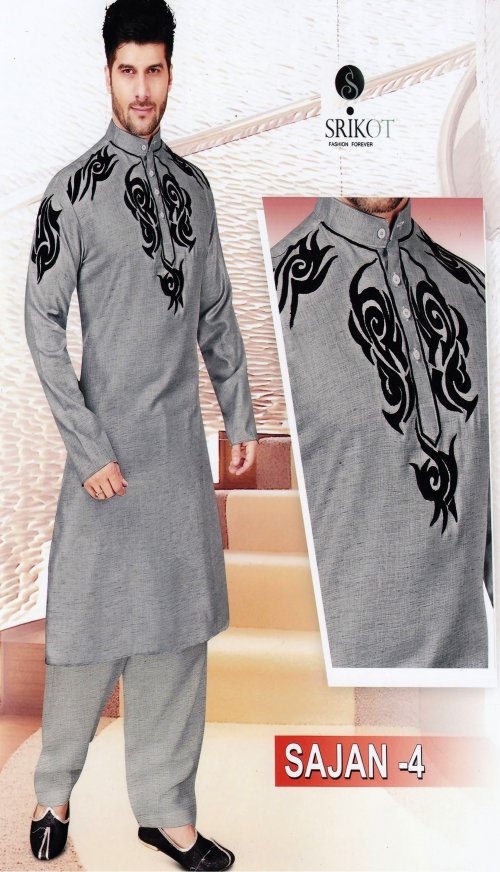 Indian Fashionable Panjabi Sajan 4 ash