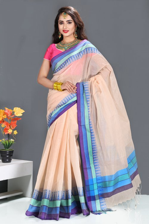 Boishakhi Cotton Saree-271
