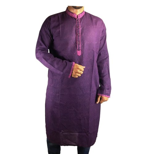 Cotton Casual Long Panjabi ml-4