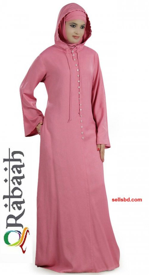 Fashionable muslim dress islamic clothing Rabaah Abaya Burka borka 61