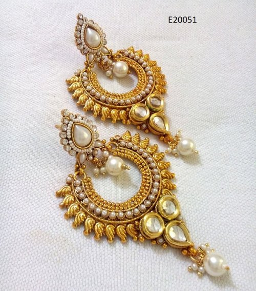 Gold Plated jewelry ornaments Earrings E-20051