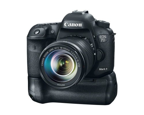 Canon 7D II with 18-135mm IS STM