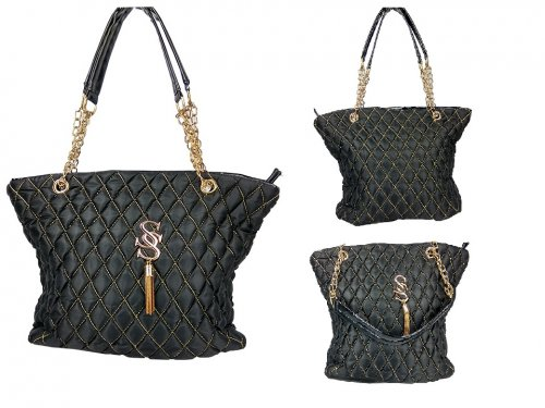 Ladies hand bag PU leather 2