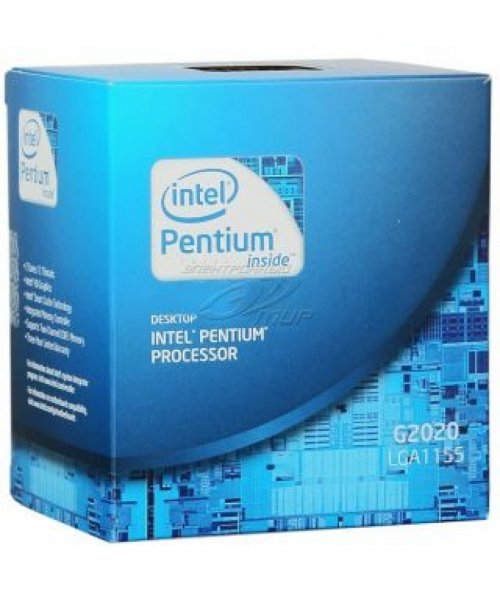 Intel Dual Core G2020 Box CPU 2.90Ghz