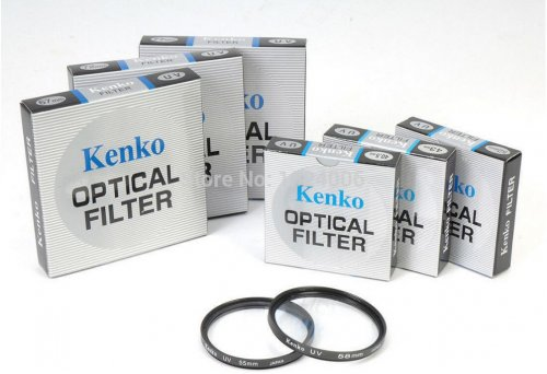 Kenko 49mm UV Optical Filter